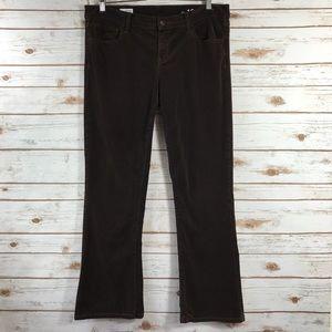 Gap 1969 Skinny Boot Corduroy Pants (Bin: PT3)